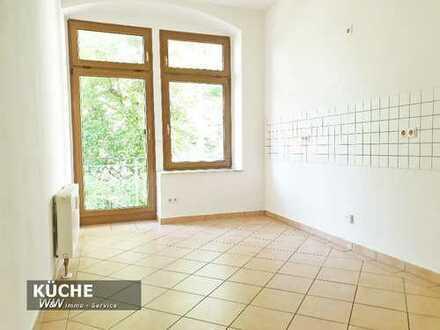 2-Raum Wohnung, hell und schön geschnitten in Mitte-Nord
