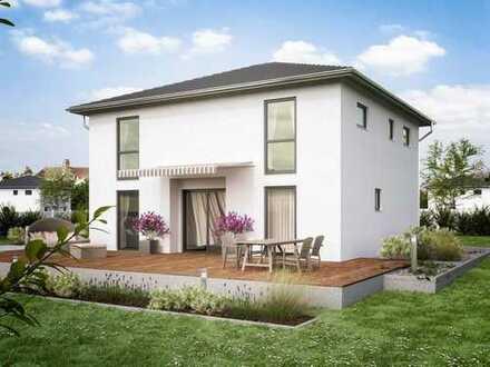 E55 Effizienz-Villa: Quadratisch, Praktisch, GUT!