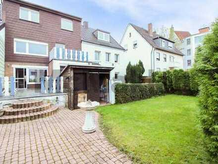 Für Familien: Saniertes RMH mit 2 WE und Garten in ruhiger, zentrumsnaher Lage von Lippstadt
