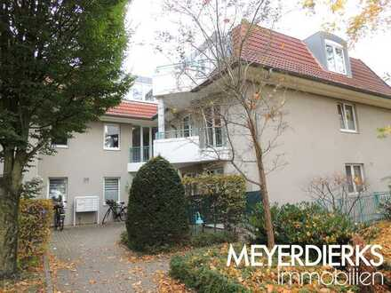Wiesenstraße - Osternburg: 2-Zimmer--Wohnung in bester Lage Oldenburgs