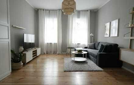 Ruhiges Apartment in Prenzlauer Berg - Komplett möbliert und ausgestattet