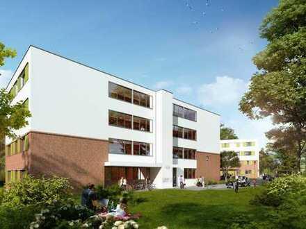 Wohngenuss in toller Lage! Moderne 3-Zi.-Wohnung mit Balkon - schlüsselfertig und provisionsfrei