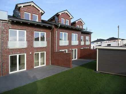 Reihenmittelhaus -Reihenhaus mit drei Häusern zu vermieten