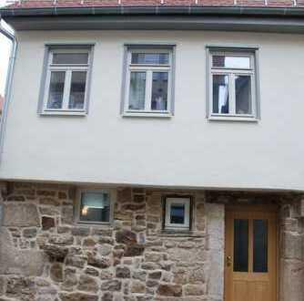 Modern möbliertes Stadtappartement (inkl. hochw. Küche),West-Terrasse Tübinger Altstadt Neubau