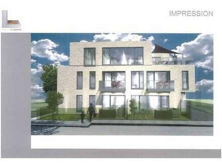 Neubau Mehrfamilienhaus im Dobbenviertel Exklusive Penthousewohnung mit Dachterrasse