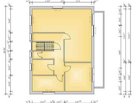 Neuwertige 3,5-Zimmer-Wohnung mit Balkon und EBK in Osthofen