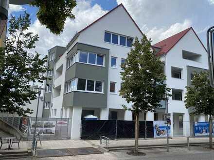 Laupheim Stadtmitte: Neubauwohnung