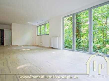 hochwertige 4 Raumwohnung mit Balkon im Zentrum