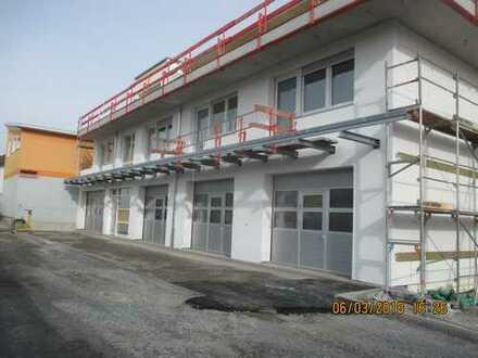 Erstbezug mit Balkon: schöne 3-Zimmer-Penthouse-Wohnung in Weil der Stadt