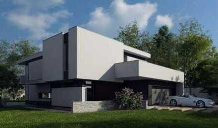 Solide Bauhausarchitektur auf Ihrem Grundstück