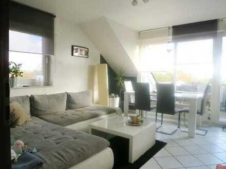Ein wahres Raumwunder!!! Moderne Maisonette-ETW (ca. 64 m²) mit Fernblick und 1 Garage in DU-Rumeln