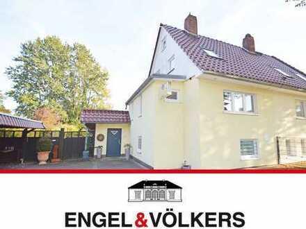 Wohnen auf Zeit - Schicke DHH in Wilhelmsburg!