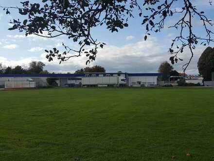 Lager- / Produktionshalle mit ca. 1.060 m² + Büro 105 m²
