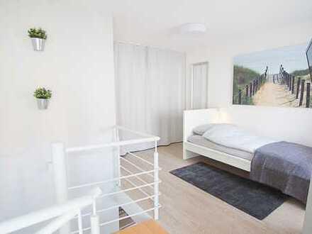 Ruhige 2-Zimmer-Wohnung im Zentrum von Karlsruhe