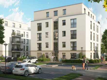 Wohntraum in Stadtnähe! 4 Zimmer Wohnung mit Balkon im 2. OG!