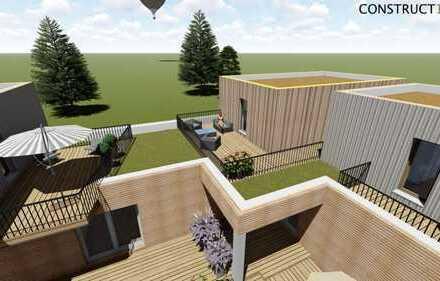 PENTHOUSE inkl. 2 Dachterrassen für Sie!