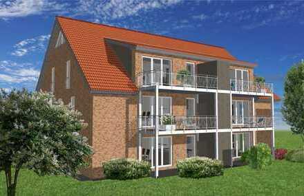 Neubau: Wohnanlage in Burgwedel OT Thönse
