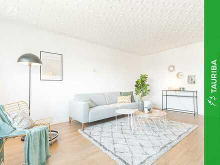 +++Traumhafte renovierte Wohnung mit Balkon, Hobbyraum & Garage+++