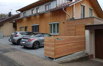 Barrierefrei Wohnen im Holzhaus und in bester Südhanglage
