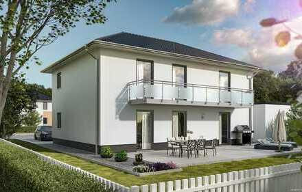Neubau - modernes 2-Familienhaus mit Keller in Aspach-Rietenau