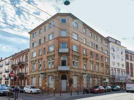 Erstbezug nach Sanierung; 1 Zimmer + Wohnküche in Mannheim (Schwetzingerstadt/Oststadt)