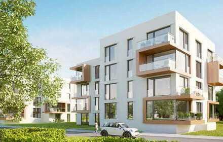 """Zweitbezug 145qm-Maisonette im hochwertigen Neubau mit super Ausstattung: """"Esplanade"""""""