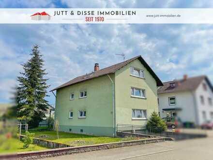 Bezugsfreies 3 Familienhaus in zentraler Wohnlage von Kuppenheim