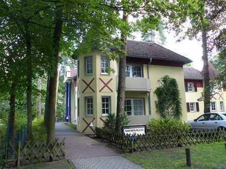 Sonnige 3-Zimmer-Wohnung im Grünen