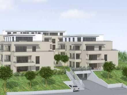 Eigentumswohnung in exklusiver Hanglage von Weil am Rhein-Altweil