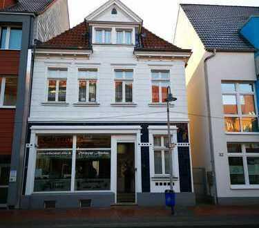 Saniertes Stadthaus mit Ladenlokal in zentraler Lage von Hamm zu verkaufen