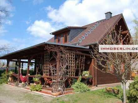 IMMOBERLIN: Charmantes Einfamilienhaus in Seenähe