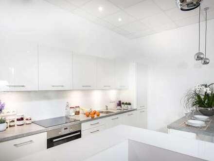 NEUE großzügige und moderne Eigentumswohnung zentrumsnah in Netphen mit A+ Energie!