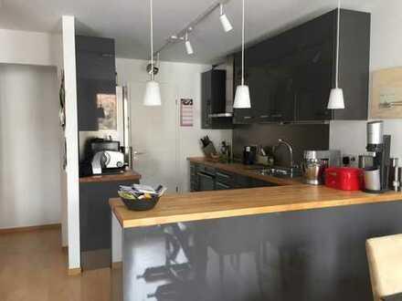 Modernes Reihenmittelhaus in Pattonville bei Stuttgart