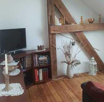 Sanierte 3-Raum-Wohnung mit Balkon und Einbauküche in Beeskow