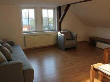 Schöne vier Zimmer Wohnung in Dresden, Äußere Neustadt (Antonstadt)