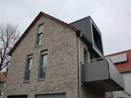 Erstbezug: freundliche 2,5-Zimmer-Maisonette-Wohnung mit Balkon in Hamm