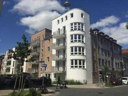 Maisonettewohnung mit Lift und exklusivem Blick über die Dächer des Flüsseviertels!