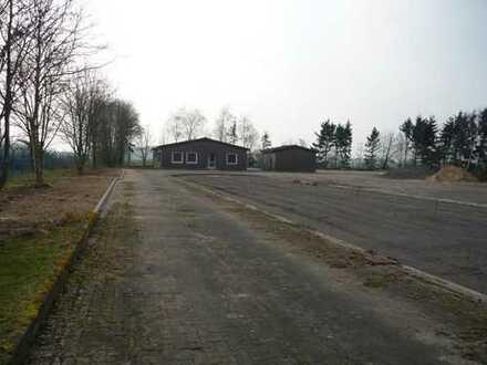 Günstige Lager- und Parkflächen, Hallen und Verwaltungsflächen zu vermieten