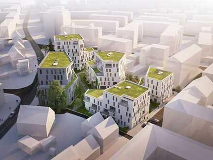 RESERVIERT | 3-Zi.-Wohnung mit Dachterrasse im neuen Wohnquartier Carlina Park