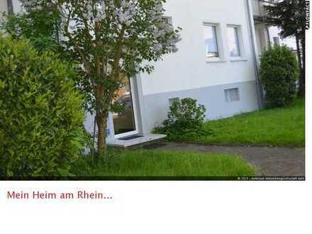 *doMstadt*Hier werden Sie wohnsinnig - Hübsche 2-Zimmer Wohnung mit Balkon in ruhiger Lage von Sürth