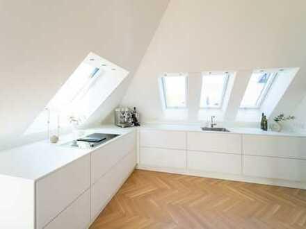 Hier ist Luxus zuhause: Penthouse mit Vollausstattung und Aufzug direkt in die Wohnung