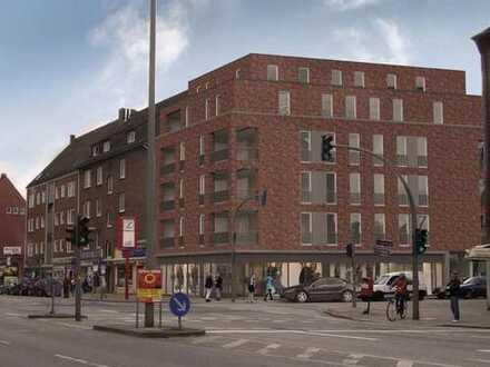 ERSTBEZUG - Moderne Neubauwohnungen in Hamburg-Horn