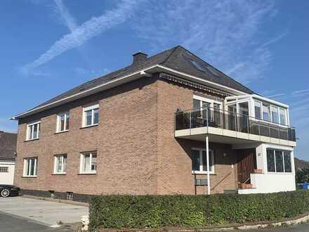 Große OG-Wohnungen in Kirchborchen mit Gartenanteil!!!