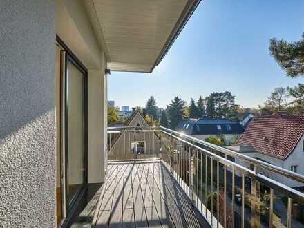 +++ Penthouse-Maisonette mit Balkon und Dachterrasse +++