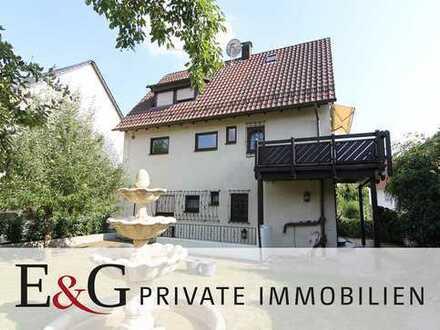 ***Charmantes Einfamilienhaus mit schönem Garten in Stuttgart-Degerloch***
