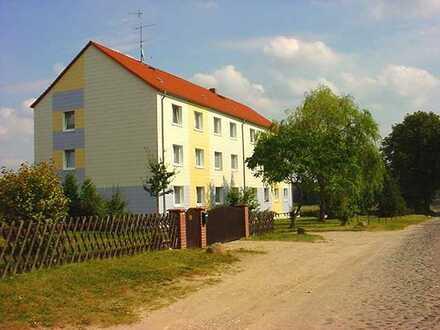 naurnahe 3 Zimmer Wohnung in Blankensee (Uckermark)