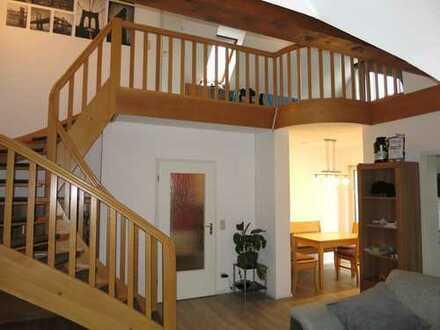 2,5-Zimmer-Maisonette-Wohnung in ruhiger Lage von Fürth-Unterfarrnbach