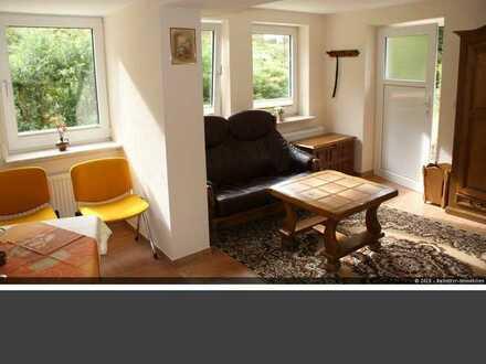 1 Zimmer mit Küche, Bad und Stellplatz ab Juli 2020