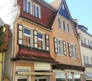 AS-Immobilien.com +++ Ladengeschäft in 1a Lauflage der Kurstadt Bad Orb +++