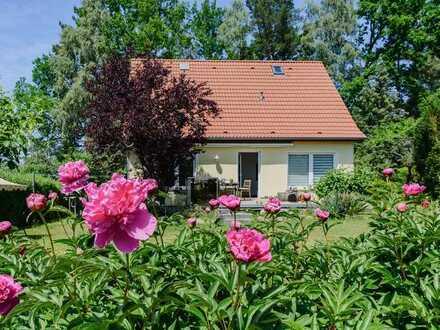Provisionsfrei - Natur pur! Gemütliches Einfamilienhaus mit Südterrasse in Brinckmansdorf, Rostock